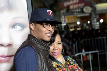 "T.I. & Tiny Supposedly Like To Keep Things ""Hood And Sexy"" In The Bedroom"