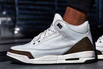 """Mocha"" Air Jordan 3 Releasing For First Time Since 2001"