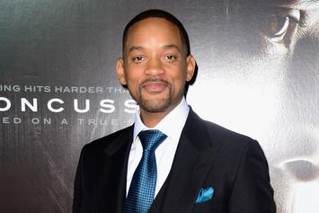 "Will Smith Tells Justin Timberlake To ""Avoid"" Nip Slip At Super Bowl"