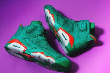 "Air Jordan 6 NRG ""Gatorade"" To Close Out 2017: Release Info"