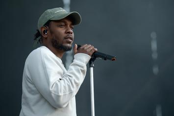 Kendrick Lamar To Perform At College Football Championship Halftime Show