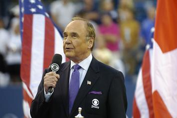 Legendary Sports Broadcaster Dick Enberg Dies At Age 82