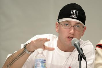 Eminem Isn't Fazed By The Critics, Including Vince Staples