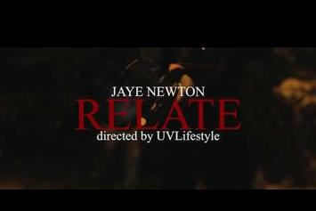 """Jaye Newton Paints A Picture with """"Relate"""""""