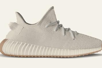 """""""Sesame"""" Adidas Yeezy Boost 350 V2 Reportedly Dropping In 2018"""