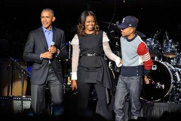 "Chance The Rapper & Barack Obama Join Forces For ""My Brother's Keeper"" PSA"