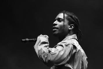 """A$AP Rocky Previews New Song """"Gang"""""""