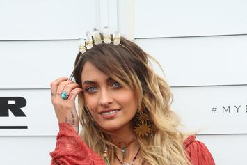 Paris Jackson Shares Rare Photo Of Blanket On Christmas