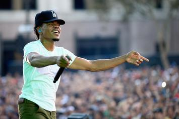 "Chance The Rapper Isn't Feeling ""Bright's"" Allegorical Racism"
