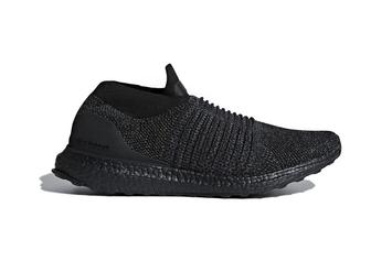 "Adidas Set To Launch New UltraBOOST Laceless In ""Triple Black"""