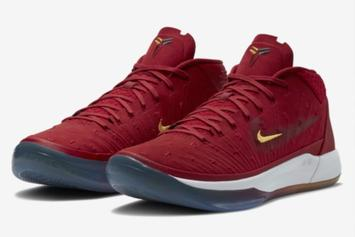 "Nike Releasing ""Mighty I.T"" Kobe A.D. In Honor Of Isaiah Thomas' Return"