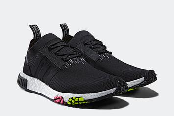 "Adidas Debuts The NMD Racer As Part Of ""Urban Racing"" Pack"