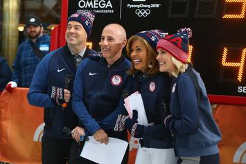 NBC Now Has Hugging Guidelines In The Wake Of The Matt Lauer Scandal