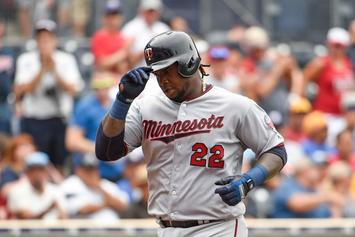 Photographer Accuses Minnesota Twins' Miguel Sano Of Sexual Assault