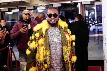 "T-Pain Says Chris Brown's ""Heartbreak On A Full Moon"" Was His Favorite Album of 2017"