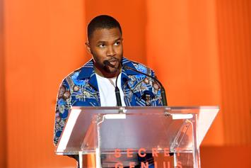 Frank Ocean Shares Cryptic Message In His Latest Tumblr Post