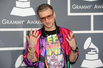 RiFF RAFF Reveals He's Done Using Cocaine, Warns Fans Of Fentanyl