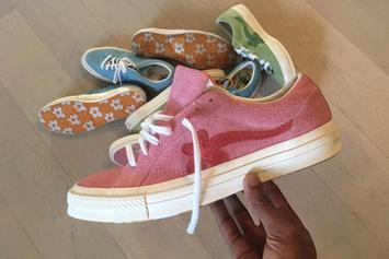Tyler The Creator Announces New Golf Le Fleur x Converse Collab