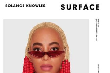 Solange Covers Surface Magazine's January/February Issue