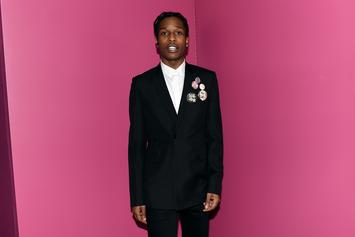A$AP Rocky Shares Snippet Of Upcoming Song