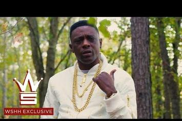 "Boosie Badazz Gets Transparent In ""Heartless Hearts"" Video"