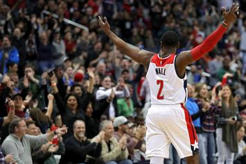John Wall Returning To Adidas With New Five-Year Endorsement Deal