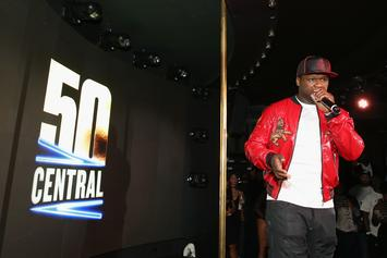 "50 Cent On Golden Globes: ""They S**t On Me Again"""