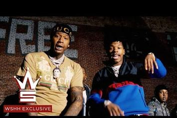 "Lil Baby Links Up With Moneybagg Yo In ""All Of A Sudden"" Video"