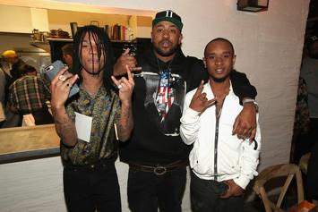 "Mike Will Made It Readying ""Aries"" Remix Feat. Quavo, Big Sean & Rae Sremmurd"