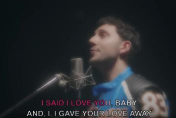 "Majid Jordan's ""Gave Your Love Away"" Is The Perfect Karaoke Song In New Video"