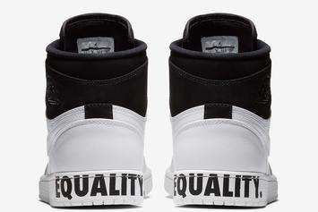 """Air Jordan 1 """"Equality"""" Releasing On Martin Luther King Jr.'s Birthday"""