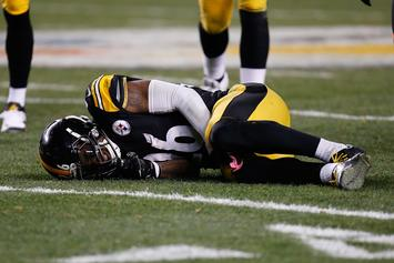Le'Veon Bell Likely To Be Franchised By The Pittsburgh Steelers: Report