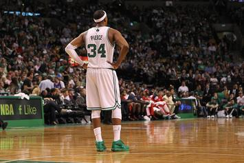 Paul Pierce Tells Celtics Not To Show Isaiah Thomas Video