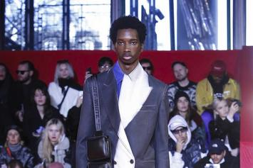 Off-White Debuts Latest Collection During Paris Fashion Week