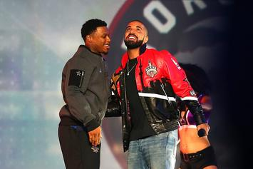 "Drake & Toronto Raptors Announce Six-Game ""Welcome Toronto"" Program"