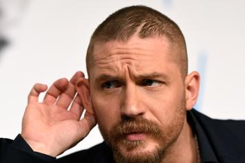 Actor Tom Hardy's Unreleased Rap Album Surfaces, Listen Here