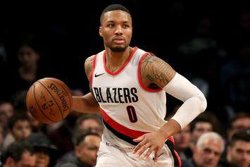 """Damian Lillard """"Frustrated"""" Over Repeated All Star Snubs"""