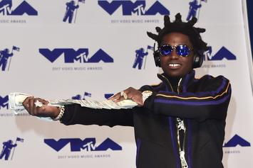 Kodak Black Arrested On Gun & Drug Charges After House Raided By Police