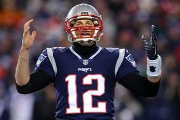 "Tom Brady Listed As Questionable For AFC Championship: ""We'll See"""