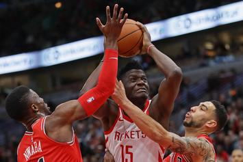 Clint Capela Says Rockets Are Better Than Warriors Following Big Victory