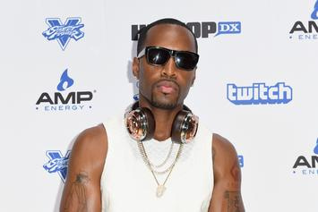 "Safaree Samuels Claps Back At Fan Who Called Him A ""F**king Clown"""