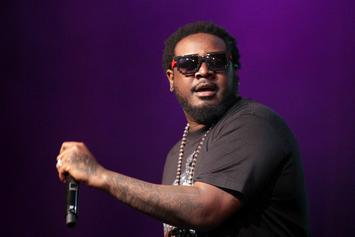 "T-Pain Previews Snippet Of ""Roll In Peace"" Freestyle"