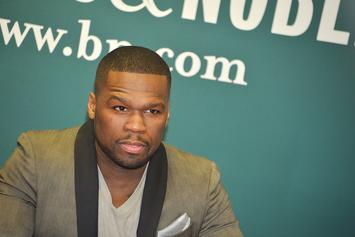 50 Cent Applauds Tyler Perry For Urging Cable Users To Save Starz