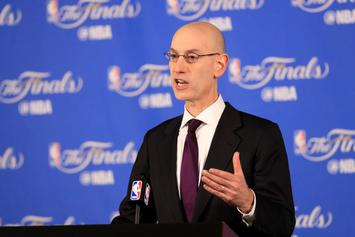NBA Reveals Plans For Legalized, Nationwide Sports Betting
