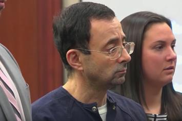 Larry Nassar Sentenced To 175 Years In Prison After Years Of Sexual Abuse