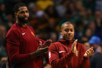 Cavs Make Changes To Starting Lineup Amid Losing Streak