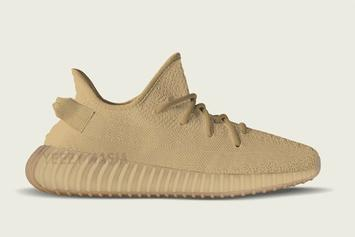 "Adidas Yeezy Boost 350 V2 ""Peanut Butter"" Releasing This Year"