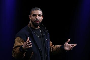 Drake Reflects On & Shares Photo Of His First Ever Press Kit