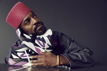 Andre 3000's Tretorn Sneaker Collection To Release Next Month