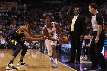 Phoenix Suns' Isaiah Canaan Suffers Gruesome Ankle Injury